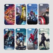 Funda para iPhone de personajes de Marvel
