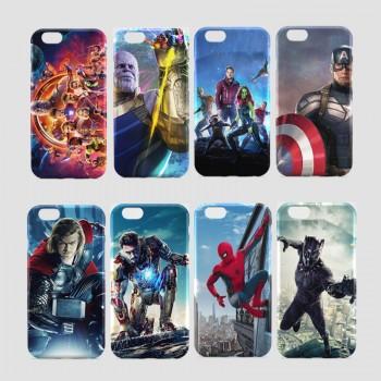 Funda para iPhone de los superhéroes de Marvel