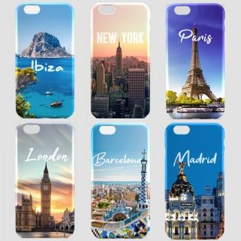 Funda iPhone de destinos
