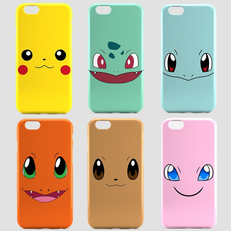 Funda iPhone Pokemon