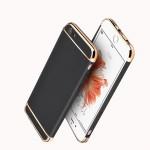 Funda carcasa triple desmontable ultrafina para iPhone X y XS