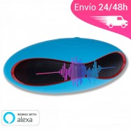 Mini X6 Altavoz Portatil externo bluetooth MP3