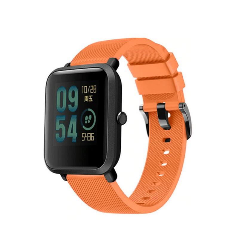 Correa pulsera de silicona de colores para Xiaomi Amazfit recambio