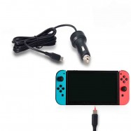 Cargador de Nintendo Switch para mechero del coche