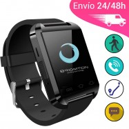 SMARTWATCH RELOJ INTELIGENTE PARA IPHONE Y ANDROID