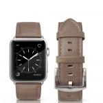 Correa de cuero para Apple Watch de 38 / 40mm