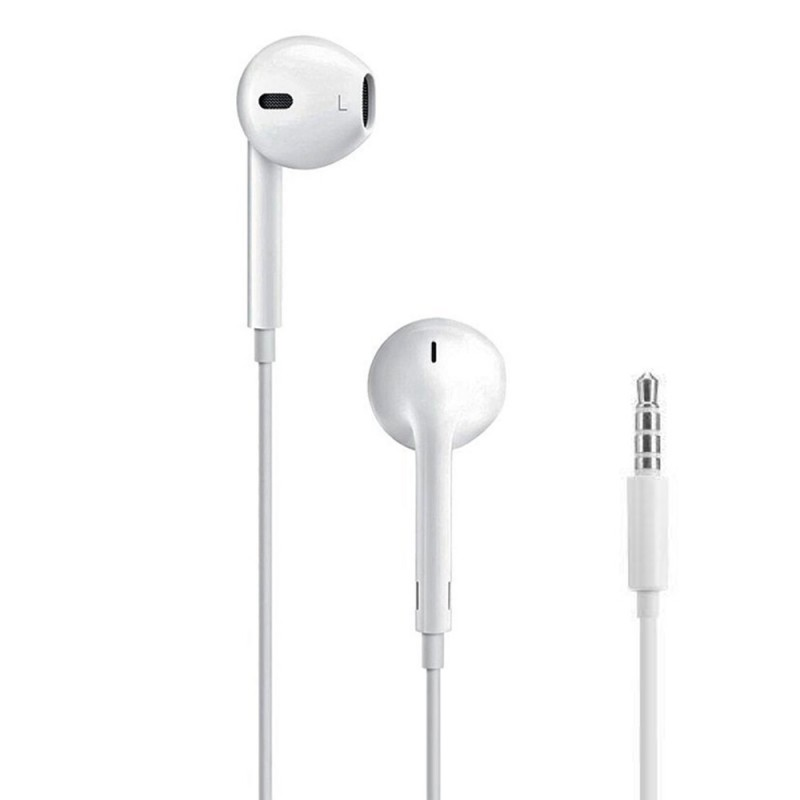 Cascos auriculares diseño ultrafino airpods 3.5mm jack