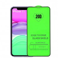 Protector de pantalla cristal templado protección completa para iPhone 11 iPhone 11 Pro iPhone 11 Pro Max
