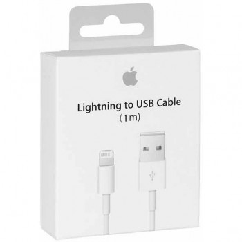 lightning original de Apple cable de carga de 1 metro para carga y datos de iPhone y iPad