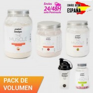 WHEY PROTEIN pack de...