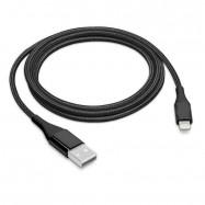 lightning cable para iPhone 8 pines de Apple con tejido nylon