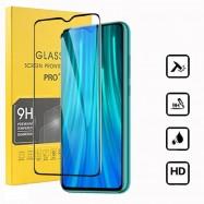 Protector de pantalla 3D cristal templado para Xiaomi Redmi Note 8 y 8 Pro