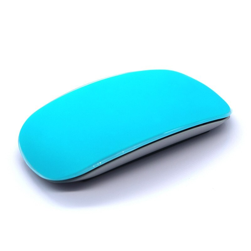 Funda protectora skin de silicona para ratón Apple Magic Mouse de colores