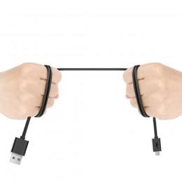 Cable Xiaomi original USB tipo C para carga rápida 2A cargador de móvil carga para smartphone y transferencia de datos.