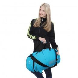 Mochila bolsa 2 en 1 bandolera de deporte impermeable bolsa de viaje con asas