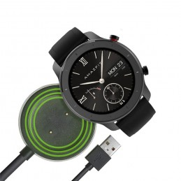 Cargador USB para Amazfit GTR 42mm 47mm base de carga Huawei Watch GT2 GT Honor