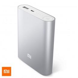 Xiaomi batería externa powerbank  10400mah aluminio batería portátil de xiaomi