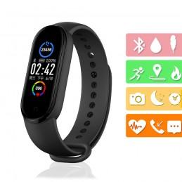 Smartband M5 Mi Band 5 2020 pulsera de actividad correa inteligente para medir pulso cardíaco, deporte, sueño impermeable.