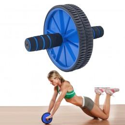 Rodillo abdominal rueda para fitness entrenamiento de abdominales core