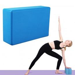 Bloque ladrillo de EVA para yoga fitness y pilates apoyo para gimnasio