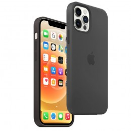 Funda apple original oficial con logo para iphone 12 iphone 12 pro iphone 12 mini iphone 12 pro max funda silicona