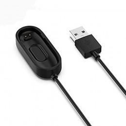 Cargador cable repuesto usb para xiaomi mi band 4 cable de carga para smartband xiaomi