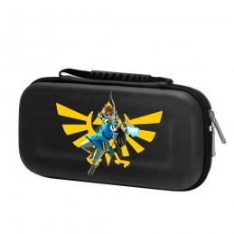 funda estuche maletín de transporte para nintendo switch con diseños de zelda animal crossing super mario y monster hunter rise
