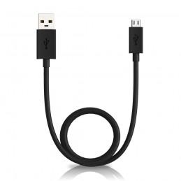 Cable micro USB de carga rápida para movil cargar y transferencia de datos para smartphone 1 metro