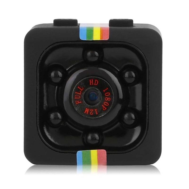 Mini cámara de video y foto HD 1080p con sensor de movimiento camara espia de vigilancia ajustable con tarjeta sd