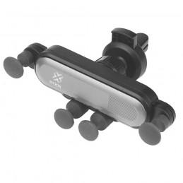 Soporte de movil para coche universal extensible y adaptable para rejilla de ventilacion salpicadero