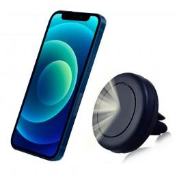 soporte de móvil para coche con imán universal para rejilla de ventilación para smartphone