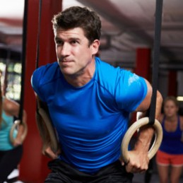Anillas de madera 32mm para gimnasia anillas para entrenamiento fitness calistenia ejercicio en suspensión