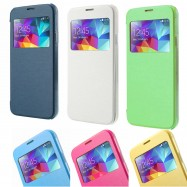 Funda FLIP COVER GALAXY S5 ventana s-view