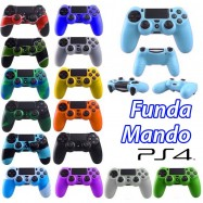 Fundas silicona mando PlayStation 4