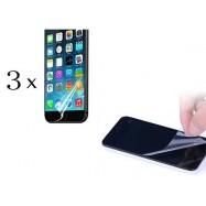 Protector de pantalla para IPHONE 6 PLUS x3 Láminas