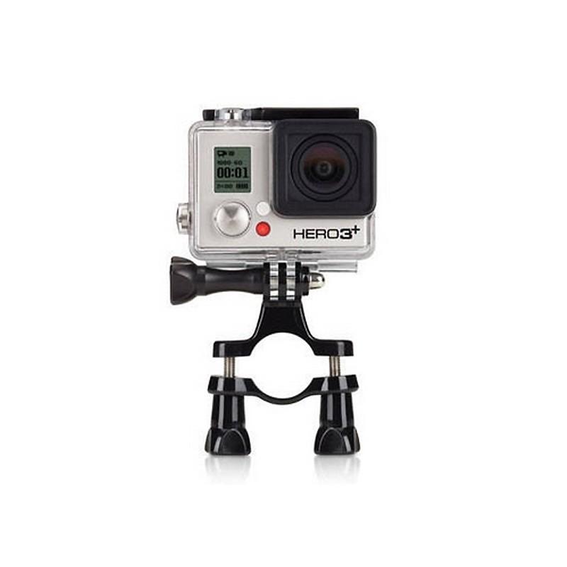 Soporte tubo - manillar para GoPro