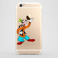 Funda iPhone 6 Goofy Transparente