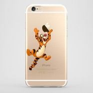 Funda iPhone 6 Tigger Transparente