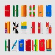 Funda iPhone Banderas Autonómicas