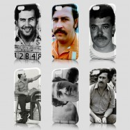 Funda iPhone Pablo Escobar