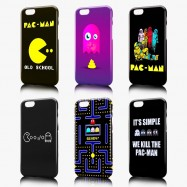 Funda iPhone Pacman