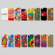 Funda iPhone Hippie
