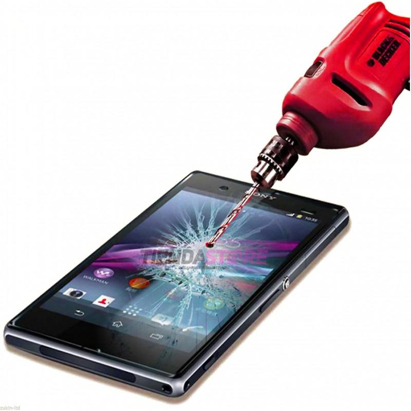 Protector de pantalla Gorilla Glass para  SONY XPERIA Z2