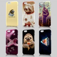 Funda iPhone Perezoso