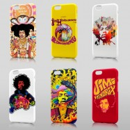 Funda iPhone Jimi Hendrix
