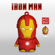 Pendrive Iron Man 8GB Memoria USB Marvel