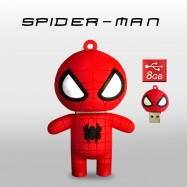 Pendrive Spideman 8GB Memoria USB Marvel
