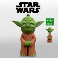 Pendrive Yoda 8GB Memoria USB Star Wars
