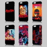 Funda iPhone Kung Fury