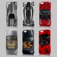 Funda iPhone Coches Alta Gama
